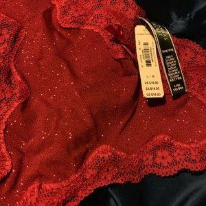 Victoria's Secret Intimates & Sleepwear - Victoria's Secret Core Thong (Size Large)